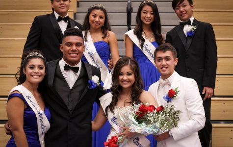 Moanalua Homecoming 2019