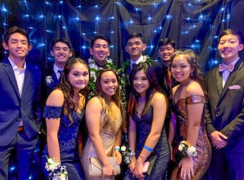 2020 Junior prom