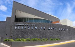 Moanaluas performing arts center made its grand reveal on March 12th.