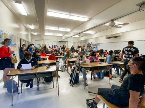 Mock trial had over 86 students attend their general information meeting.